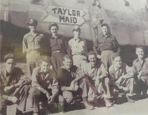 Honoring a WWII Veteran -