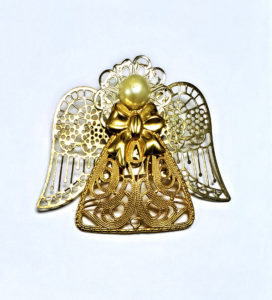 An Angel Grew Wings