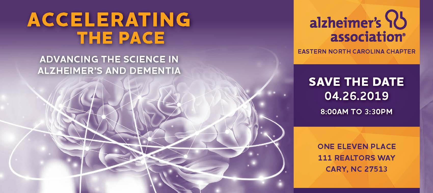 Accelerating the Pace: Advancing the Science in Alzheimer's & Dementia